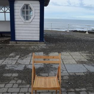 Public shelter seafront Aberystwyth - 0.5 Miles