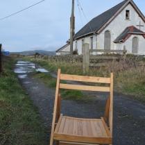 Next to derelict former Catholic Church - 5.5 miles